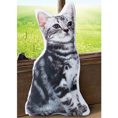 Cat Shaped Pillows