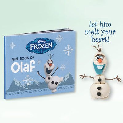 Frozen® Melting Olaf the Snowman Kit