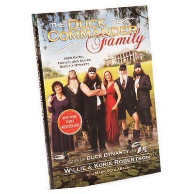 The Duck Commander Family Book