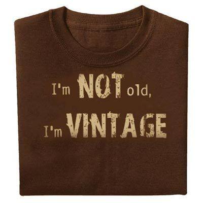 I'm Vintage Tee