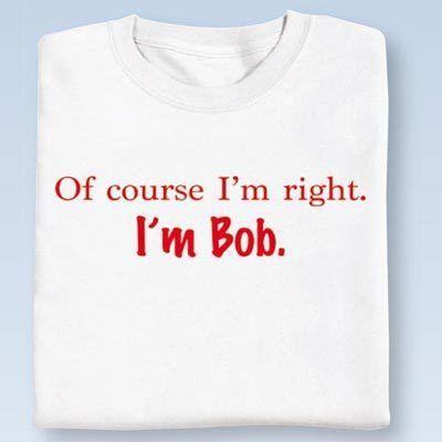 I'm Bob Tee