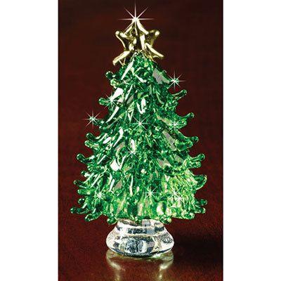 Crystal Christmas Tree