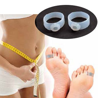 Weight Loss Toe Rings
