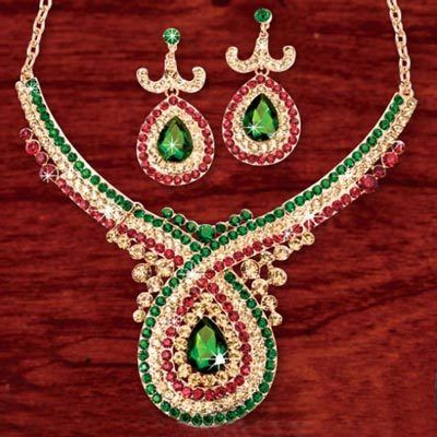 Royal Twist Jewelry Set