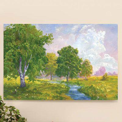 Beautiful Summer Canvas