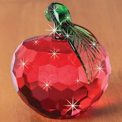 Crystal Red Apple