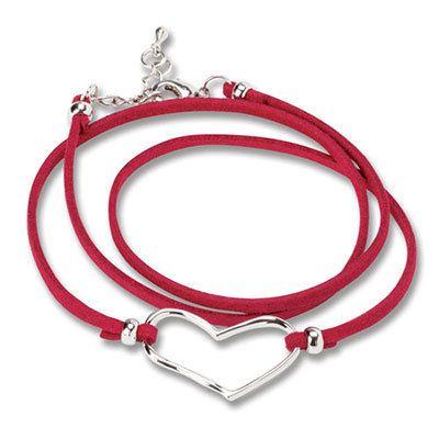 Love Leather Bracelet