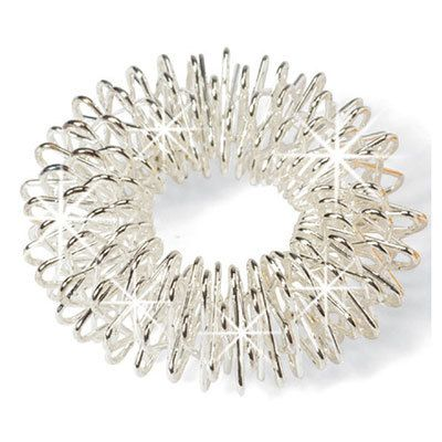 Amazing Acu-Sphere - Silver-tone