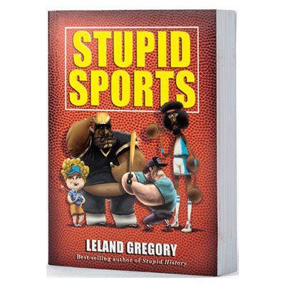 Stupid Sports Book