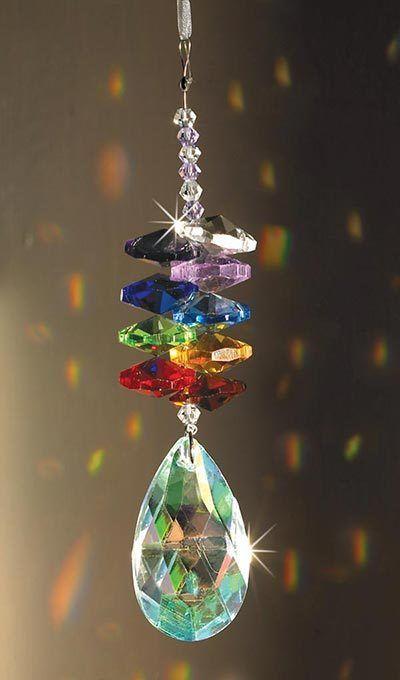Crystal Rainbow Maker