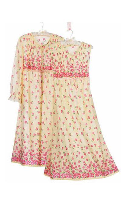 Garden of Roses Sleeveless Gown