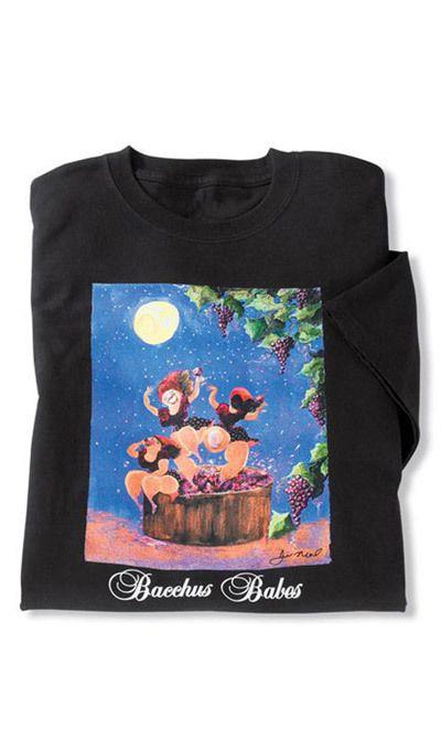 Bacchus Babes T-Shirt