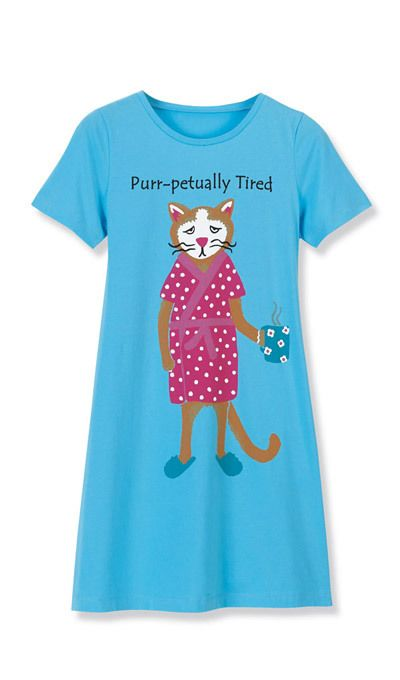 Cat Nightshirt