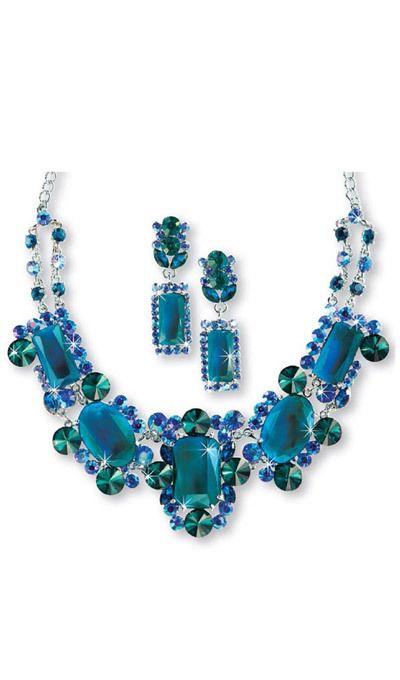 Malibu Jewelry Set