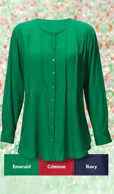 Long Sleeve Fabulous Tunic Top