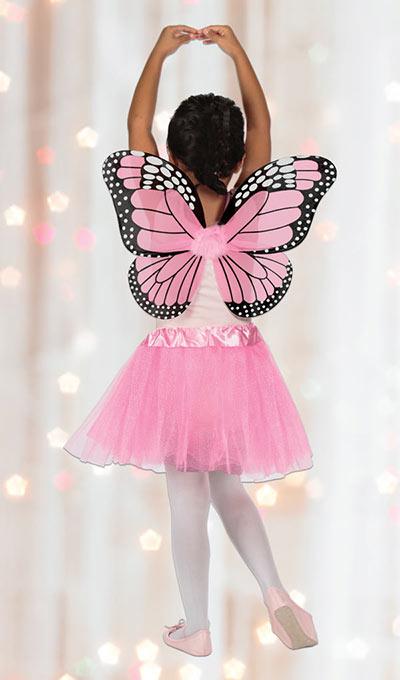 Ribbons & Roses Fairy Princess Costume