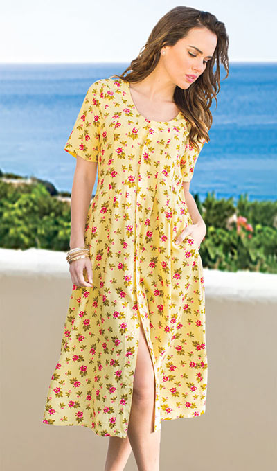 Floral Sunshine Dress