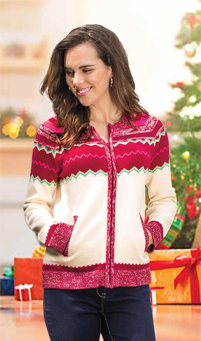 Wintry Days Sweater