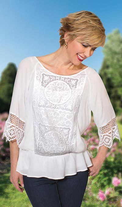 Vintage Embroidered Tunic