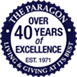 The Paragon - Over 40 Years of excellence