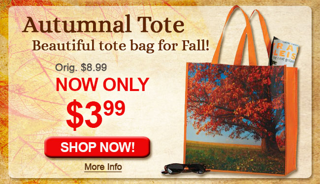Autumnal Tote