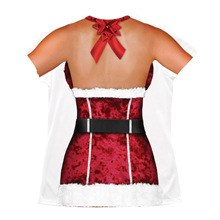 Mrs. Claus Short Sleeve Tee