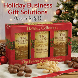Corporate Gifting - The Peanut Shop of Williamsburg