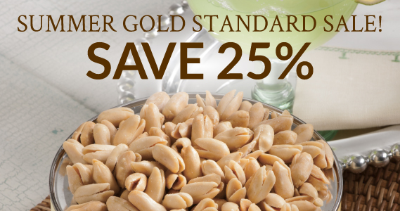 Gold Standard - The Peanut Shop of Williamsburg