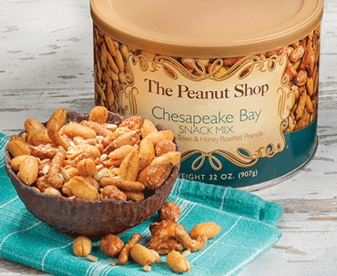 Gift Items - The Peanut Shop of Williamsburg
