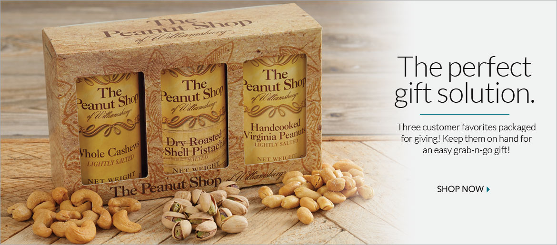Everyday Gift Box - The Peanut Shop of Williamsburg