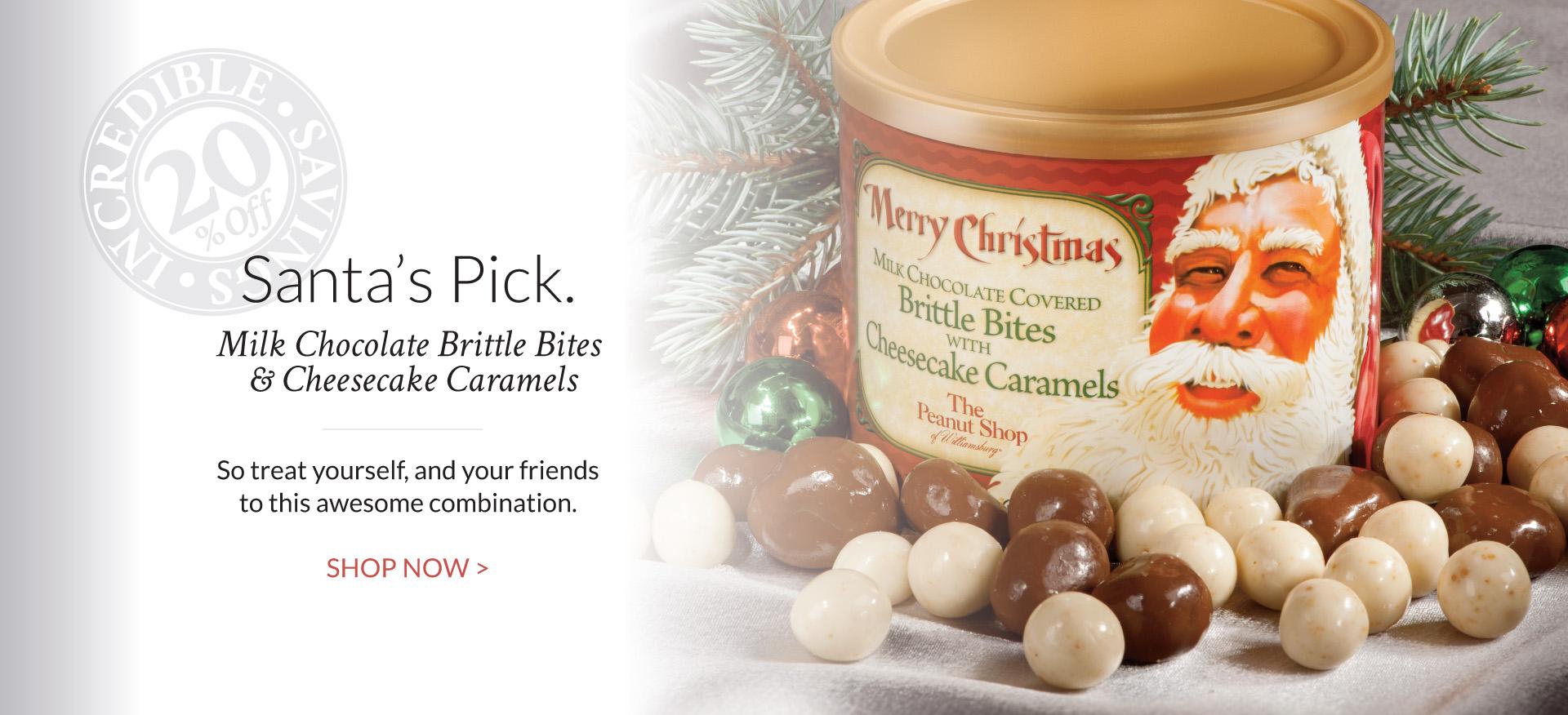 Virginia Peanuts Holiday Gifts