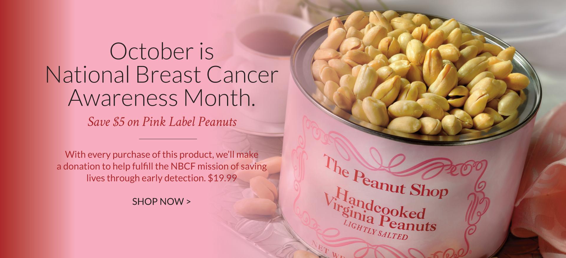 Pink Label Peanuts