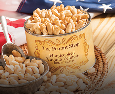 Specials - The Peanut Shop of Williamsburg