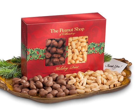 Holiday Thank You Gift Box
