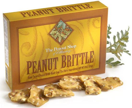 Old-Fashioned Peanut Brittle