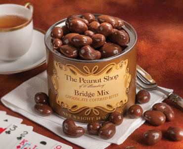 Bridge Snack Mix - The Peanut Shop of Williamsburg