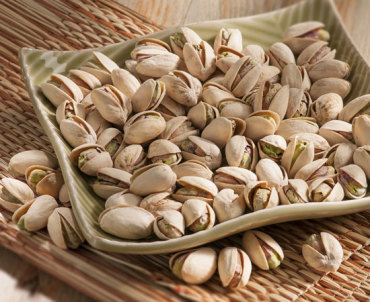 Lightly Salted Pistachios, In Shell - The Peanut Shop of Williamsburg