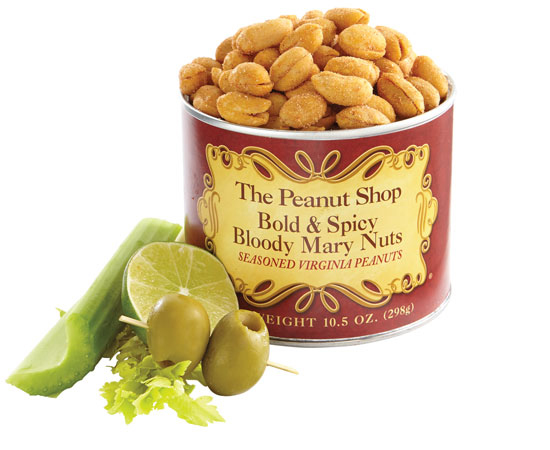 Bold & Spicy Bloody Mary Peanuts