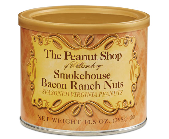 Smokehouse Bacon Ranch Peanuts