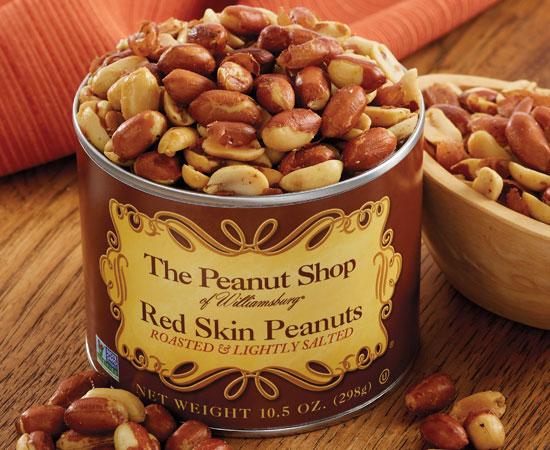 Red Skin Virginia Peanuts