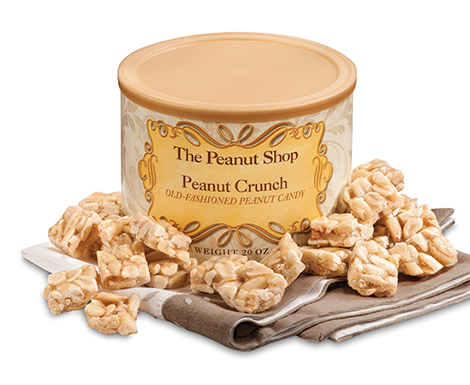 Peanut Crunch - The Peanut Shop of Williamsburg