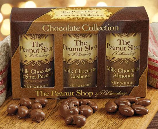 Milk Chocolate Gift Box