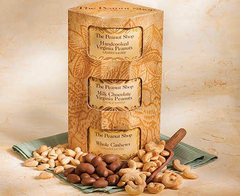 Our Finest Nut Collection Three Packs
