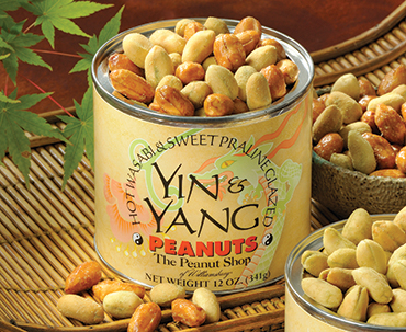World Flavored Nuts