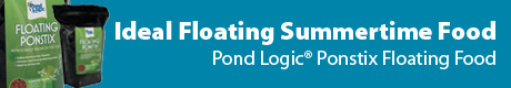 Pond Logic® Ponstix Fish Food