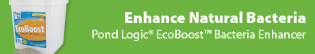 Pond Logic® EcoBoost™ - Enhance Natural Bacteria