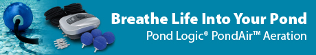 Pond Logic PondAir - Breathe Life Into Your Pond