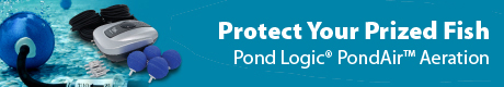 Pond Logic PondAir - Protect Your Prized Fish