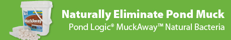 Pond Logic® MuckAway™ - Eliminate Muck Naturally