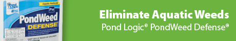 Pond Logic PondWeed Defense - Eliminate Aquatic Weeds